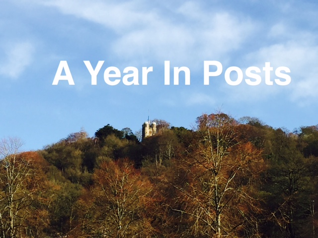 A year in posts