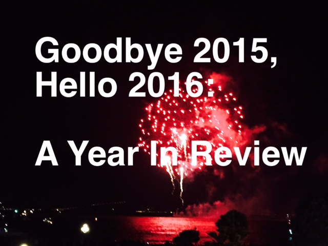 Goodbye 2015 A Year In Review